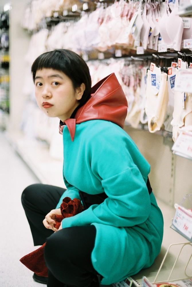 Girl Gaze Tokyo w/Kiki